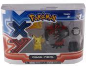 Pokemon XY 2 Pack Pikachu & Yveltal