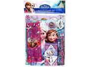 Disney Frozen Elsa Anna Olaf School Supply Stationary Kit 11Piece Set 9SIA01922K3853