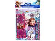 Disney Frozen Elsa Anna Olaf School Supply Stationary Kit 11Piece Set 9SIA01922K3853