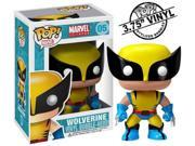 "Marvel Funko Pop Vinyl 4"""" Figure Wolverine"" 9SIACJ254E2413"