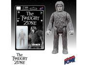 """The Twilight Zone 3 3/4"""" Action Figure: Gremlin (Nightmare at 20,000 Feet)"""