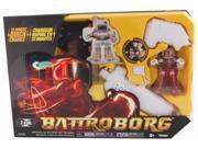 Battroborg Single Pack With Red Battroborg