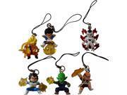 Dragon Ball Z Assortment 59755 Phone Straps Set Of 6 9SIA0190876447