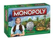 Wizard Of Oz Monopoly Pop Up Game Board