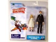 Chitty Chitty Bang Bang Two Pack Figure Caractacus Potts & Jemima 9SIA019000CLG4