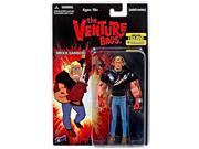 """The Venture Bros. 3 3/4"""" Action Figure: Brock (Bloody Shirt Convention Exclusive)"""
