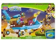 Skylanders Swap Force Sharpfin's Jet Boat Mega Bloks Set