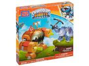 Skylanders Giants Chompy Bot Attack Mega Bloks Set