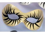 Maquillage Gold Costume Eye Mask