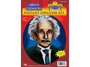 Einstein Costume Wig & Moustache