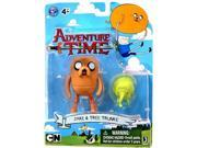 Adventure Time 3 inch Figure - Jake with Treetrunks 9SIA01910T8008