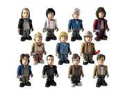 Doctor Who 11th Doctors 50Th Anniversary Collectors Pack Mini Figure Set