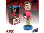 "Dexter ""Blood Spatter Analyst"" Resin Bobble Head (Convention Exclusive)"