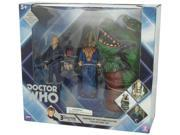 Doctor Who Enemies Of The 3rd Doctor Action Figure Set