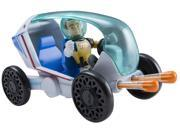 """Miles From Tomorrowland 3"""" Action Figure Vehicle Scout Rover"""