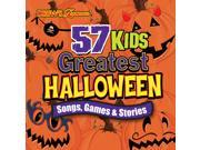 57 Kids Greatest Halloween Party Music, Games & Stories Cd
