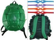 Teenage Mutant Ninja Turtles Shell Backpack With Masks