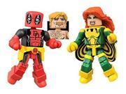 Marvel Minimates Series 65 Secret Wars Deadpool & X-Force Siryn 9SIA0193RH6863