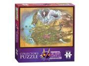 Legend of Zelda: Majora's Mask Termina Map 550-Piece Collector's Puzzle