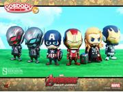 Avengers Age of Ultron Hot Toys Cosbaby Figure Series 1 Set of 6 9SIA0193FP7861