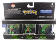 "Pokemon Trainer's Choice 2"""" Mini Figure 3-Pack: Treecko, Grovyle and Sceptile"" 9SIA0192CH1365"