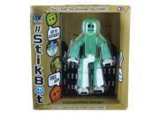 """Stikbot 6"""""""" Action Figure: Translucent Teal"""" 9SIA0195739669"""