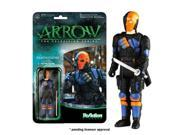 "Arrow TV Series Funko ReAction 3 3/4"""" Action Figure Deathstroke"" 9SIA01938G7847"