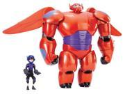 "Disney's Big Hero 6 11"""" Deluxe Flying Baymax w/ 4.5"""" Hiro Action Figures"" 9SIA3G64M64598"