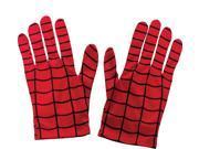 Marvel Spider-Man Adult Costume Gloves 9SIA2K34S70024