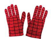 Marvel Spider-Man Adult Costume Gloves 9SIA2K34S70024
