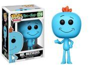 Rick and Morty Mr. Meeseeks POP! Vinyl Figure by Funko 9SIAD6T5YZ1598