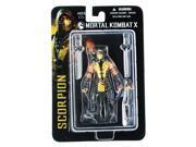 "Mortal Kombat X  3.75"""" Action Figure: Scorpion"" 9SIA0194SV5598"