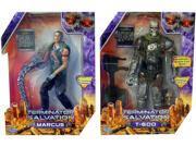 "Terminator 4 Salvation 10"""" Robot Figure Case Of 12"" 9SIA0190003R49"