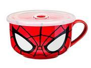 Marvel Character Molded Coffee Mug Spiderman 9SIA0192085731