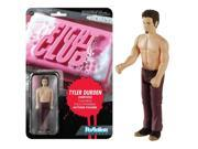Funko ReAction 3.75 inch Action Figure: Fight Club - Shirtless Tyler Durden 9SIA01937V2153