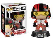 Star Wars The Force Awakens Funko POP Vinyl Figure Poe Dameron 021-000M-00C60