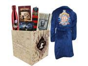 Harry Potter Gift Box with Water Bottle & Fantastic Beasts Bath Robe