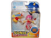 "Sonic 3"""" Action Figure With Accessories Set Amy & Hammer"" 9SIA01973F4251"
