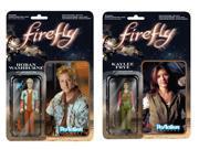 """Firefly Funko 3 3/4"""""""" ReAction Figure Bundle: Hoban & Kaylee Frye"""" 9SIA0197CF6464"""