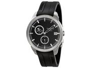 Tissot Titanium GMT Black Dial Mens Watch T0694394706100