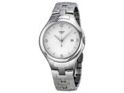 Tissot T12 Trend Silver Quartz Ladies Watch T0822101103700