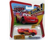 Disney Cars Lightning McQueen #1 1:55 Scale Die-Cast Vehicle