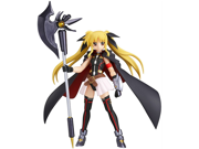 Magical Girl Lyrical Nanoha StrikerS The MOVIE 2nd A's Fate Testarossa Lightning Ver. Figma Action Figure 9SIA2SN0YV4606