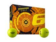 2015 Bridgestone e6 Yellow Golf Balls NEW