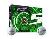 2015 Bridgestone E5 Golf Balls 5EWX6D