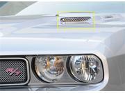 T-Rex Grilles 11417 T1 Series&#59; Hood Scoop Insert Fits 09-14 Challenger