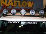 N-Fab Tfj5Flr Roof Mounted Light Bar
