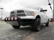 N-Fab D094RSP RSP Replacement Front Bumper Fits 09-15 1500 Ram 1500