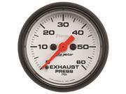 Auto Meter 5792 Phantom&#59; Electric Boost Controller Gauge