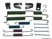 Carlson Quality Brake Parts 17228 Drum Brake Hardware Kit 9SIA5BT5KD1153